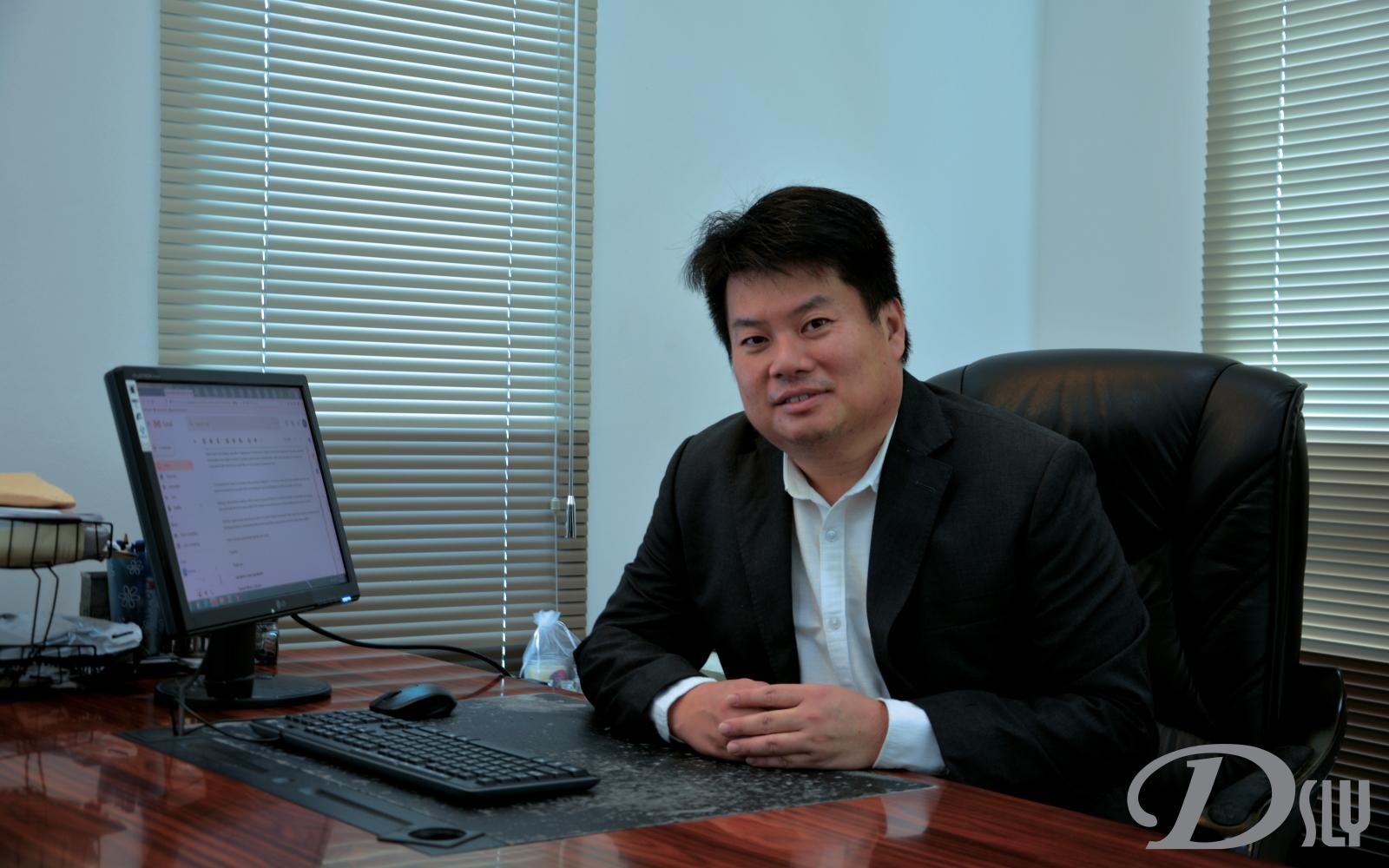 YB Damian Yeo Shen Li